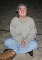 Leslie, Praying at Camp Westwind