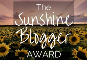 the-sunshine-blogger-award-2018